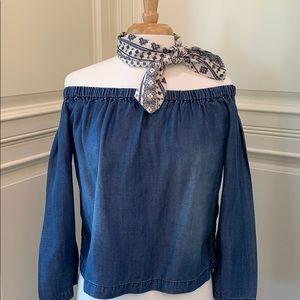 Accessories - Neckerchief Hair wrap Neck scarf New!